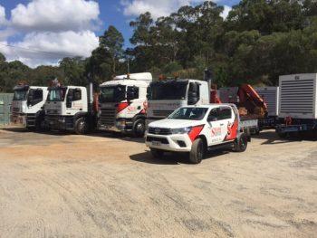 Smart Crane Truck Services | Queensland, Australia | Crane Truck Hire